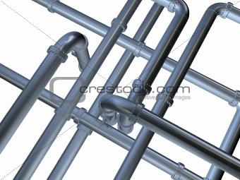metal pipelines
