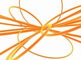 orange rays