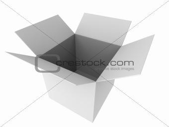 grey carton