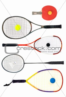 What's your racket