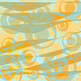 Abstract trendy pattern