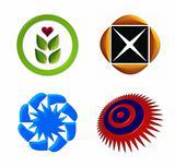 Logo Icon set 1