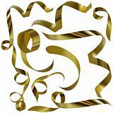 Golden confetti B