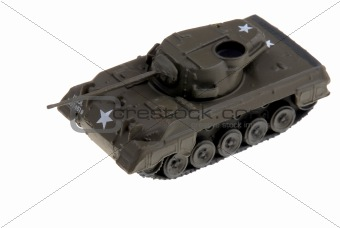 American tank toy