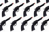 Toy hand guns