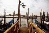 A gate to venetian miracles