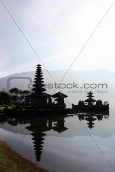 Bratan Lake Temple