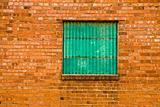 Corrugated WIndow