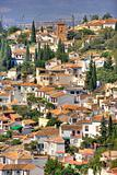 The city of Granada - Spain