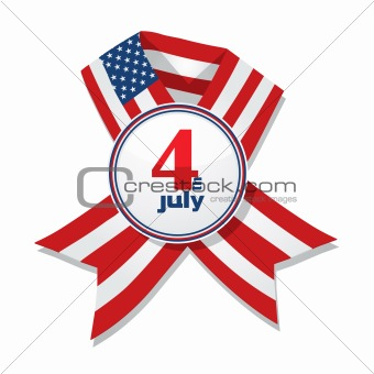Independence Day badge
