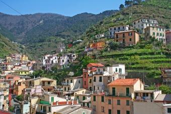 Italy. Cinque Terre. Riomaggiore