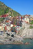 Italy. Cinque Terre. Manarola