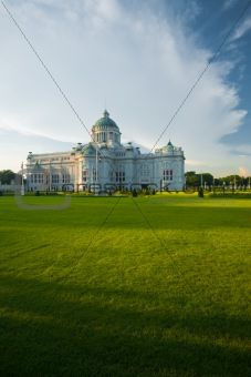 Ananta Samakhom Throne Hall Yard V