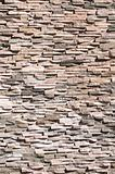 Pattern of stone wall