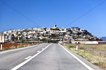 Town of Berdun