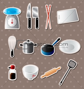 kitchen stickers