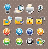 web stickers