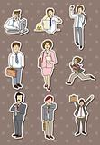 office people stickers