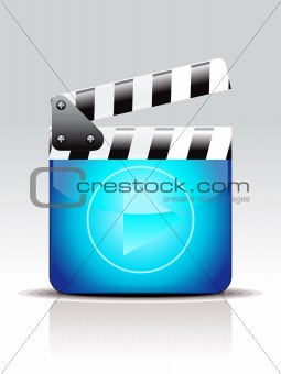 abstract movie icon