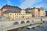 Stockholm.  Old Town