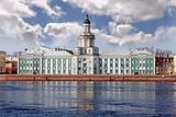 Kunstkamera museum in st. Peterburg