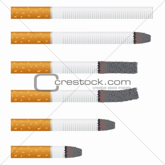 Images of cigarettes.