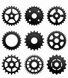 Pinions and gears