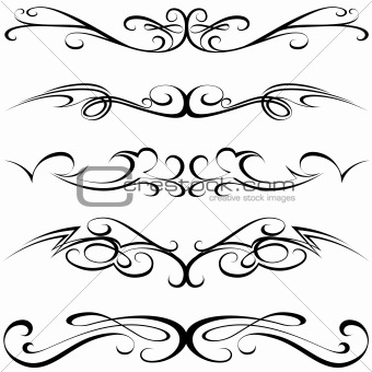 Calligraphic Tattoo