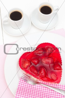 Love - Strawberry Cake