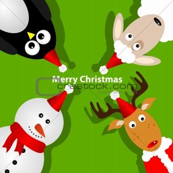 Christmas crad