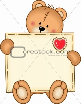 Bear Secure Envelope