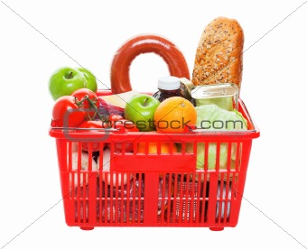 Basket of Groceries