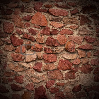 grunge stone wall
