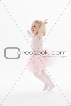 Little Ballerina Dancing
