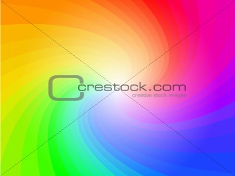 abstract rainbow swirl colorful pattern background