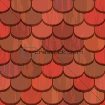 Image 4710642 Red Clay Ceramic Roof Tiles Seamless