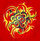 Fire shape