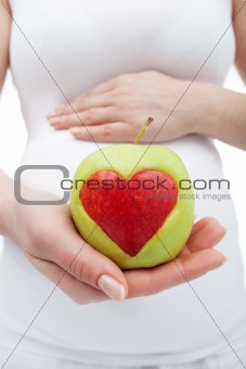 Healthy nutrition during pregnancy