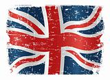 UK flag design