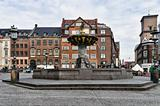 Caritas Well at Gammel Torv, Copenhagen