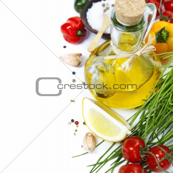 Olive oil and ingredients