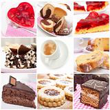 Desserts Collage