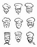 Restaurant chefs