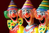 Sideshow Carnival Clowns
