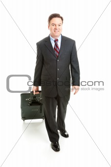 Business Traveler - Full Body