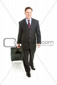 Business Traveler - Full Body