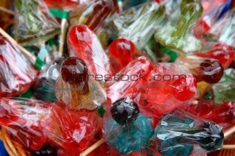 lollypops background