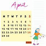 april 2013 kids