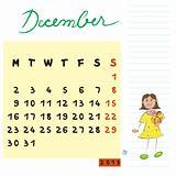 december 2013 kids