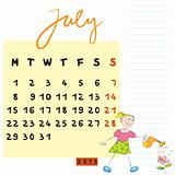 july 2013 kids